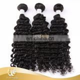 Raw Unprocessed Peruvian Hair Virgin hair tangle free no shed hair weaving Tangle free