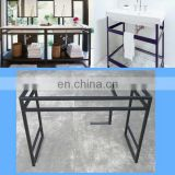hotel furniture custom-made fabrication table, console, vanity legs