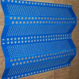 Low Carbon Steel 38mm X 38mm Stainlesssteel perforated