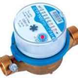 Multi-jet Wet(Dry)-dial Type Plastic Cold Water Meter