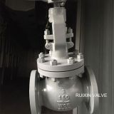 China Manufacturer Supplier in stock GLOBE VALVE stainless STEEL Bolted Bonnet
