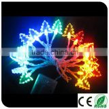 led battery christmas lights with berries light