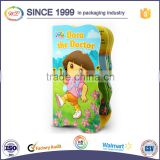 custom made lovely printed children board book on demand