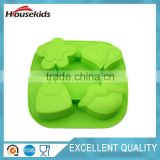 Lip Bag Flower Heart Fondant Cake Mold Soap Silicone Mould Tray For Candy Chocolate Pudding
