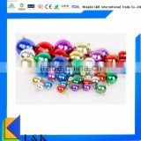 Plastic clear Christmas tree decorating ball,christmas gift                                                                                                         Supplier's Choice