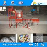 China white dustless high quality school high efficiency chalk making machine manufacturer