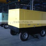 110kW 20.0 m3/min electrical driven portable air compressor for mining and engineering with best price and high quality