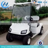 Aluminum chassis 2 seat competitive prices electric golf car                                                                         Quality Choice
