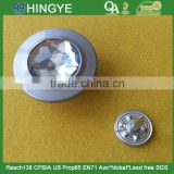 20mm Rhinestone Metal Jeans Tack Button For Jeans Clothes --- J1548