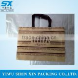 Strength silver laminated pp non woven bag for shopping and promotiom
