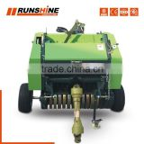 < Weifang Runsing Machinery Co., Ltd > new designed CE approved pine straw baler for sale