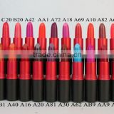 MC 24 color pearl retro lip stick brand cosmetic magic lipstick nude color wholesale lipstick