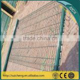 cheap sheet metal fence panels/galvanized cheap metal fence panels(Guangzhou Factory)