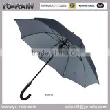 stick windproof automatic high quality Security Pin to Prevent Umbrella to turn upside down with wind umbrella
