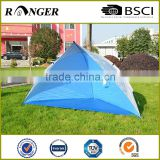 Sun shelter beach tent uv protection for the beach