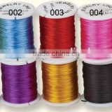 wholesale DIY crystal elastic thread semi-finished beads multicolor rope transparent line elastic line