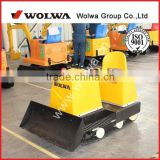 Yellow emulational remote controlled mini rc bulldozer with CE certificate