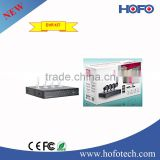 New DVR Kit 4pcs 700TVL CCTV Camera 1pc 4 Channels D1 DVR CCTV Surveillance Security camera Equipment System