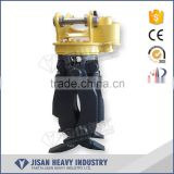 High quality small hydraulic log grapple for mini excavator