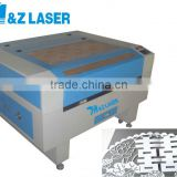 Plastic rubber Nonmetal material leather label wood low price CO2 acrylic laser engraving & cutting machine