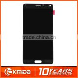 100% tested original lcd digitizer assembly for Samsung Galaxy Note 4 touch screen display