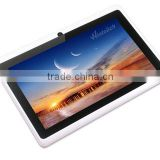 FastTouch White 7 Inch A13 GOOGLE Android AllWinner Tablet PC, (8GB) Boxchip Cortex A8 1.2Ghz MID Capacitive Touch Screen