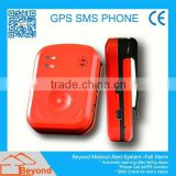 Beyond Patient Home&Yard Senior Care Alarm with GSM SMS GPS Safety Features