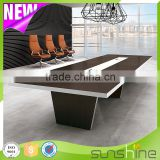Modern Meeting Room Furniture 12 Seater Conference Table BS-H4815                                                                         Quality Choice