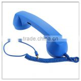 coco retro phone handset,telephone receiver ,hand hold phone