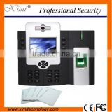 Free SDK software standalone fingerprint access controller GPRS network linux system 125KHz card reader employee time attendance