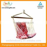 Wholesale Leisure Printed Canvas Hanging Swing Hammock Chair                                                                         Quality Choice