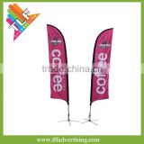 Outdoor Advertising Feather flag For Promotion                                                                         Quality Choice