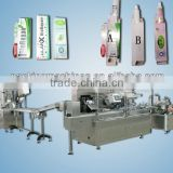 Tube Filling & Cartoning & Labelling Machine