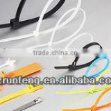 Nylon cable ties/Plastic cable ties/Cable tie with label