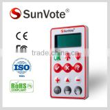RF Wireless Electronic Voting System | Electronic Voting System