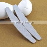FREE SHIPPING nail tools wholesale plastic emery board Grey Sandpaper nail files 100 180 for nail art