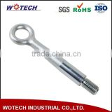 Hot sale forging eye bolt car/truck towing hook