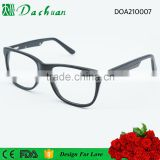 2016 most classical acetate optical glasses frame korea eyewear optical frame from china
