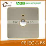Touch delay wall switch human motion light sensor switch time delay motion sensor switch