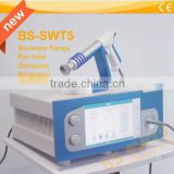 1 to 4 bar Extracorporeal Shockwave Therapy Equipment for physiotherapy