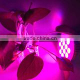 2015 Unique design 18w hans panel led grow light red blue color grow led light greenhouse