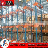 Heavy Cold Room Warehouse Drive In Racking ,Tobacco Industry Steel Racking System, For Sale Manufacturer