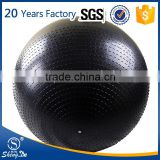 2016 hot inflatable oval gym ball, logo printing exercise ball wholesale