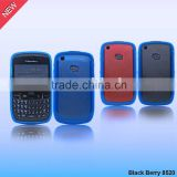 Cheap new design PC+TPU mobile phone case for Blackberry 8520