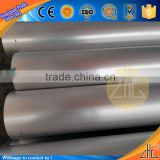 Hot! best selling aluminum profile extrusion oem reinforced round tube, aircraft grade reinforced aluminum alloy 6061/t6