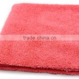 lint-free plush cmicrofiber edge less cobra car wash towel