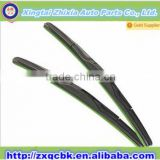 "ZX High Quality Universal twin wiper blade (18"") used for 90% cars"