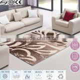 2016 hot sale brown abstract silk mosque carpet floor carpet