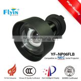 Compatible for Nec High Brightness Lens Optic Glass Lens D.W Rate: 0.80:1 Optical Glass projector Lens