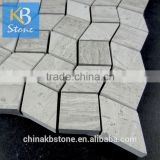 2016 KB STONE ITALY GRAY mosaic river stone tile